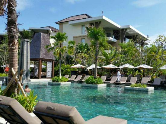 巴厘岛索菲特努沙杜瓦海滩度假村