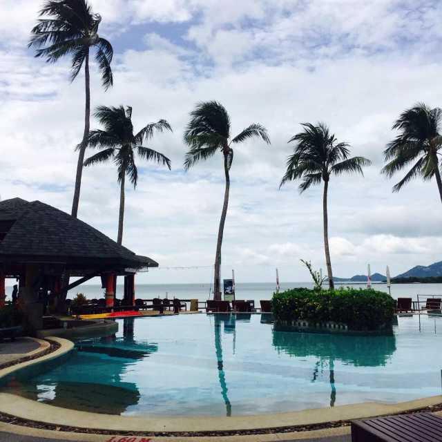 苏梅岛恰巴小屋海滩spa度假酒店