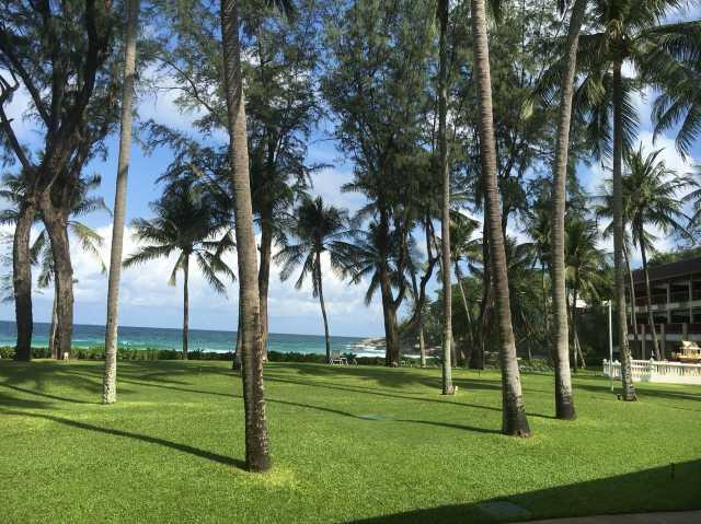 普吉岛卡塔塔尼海滩度假村(katathani phuket beach resort)点评