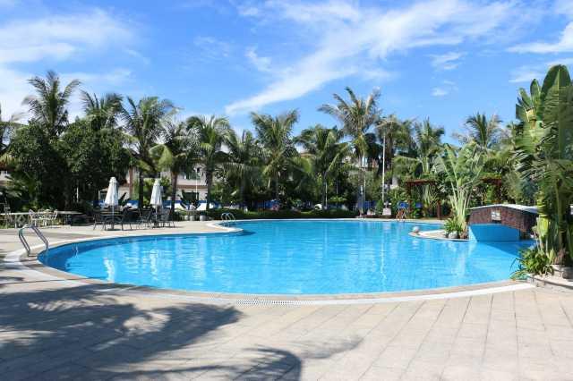 三亚龙兴莱曼海景度假酒店点评