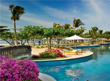 印度尼西亚巴厘岛6日4晚半自助游·乌布泳池别墅·钻石5星·漂流·金