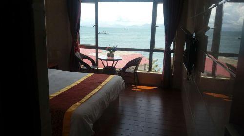 珠海外伶仃岛海龙宾馆海景图片