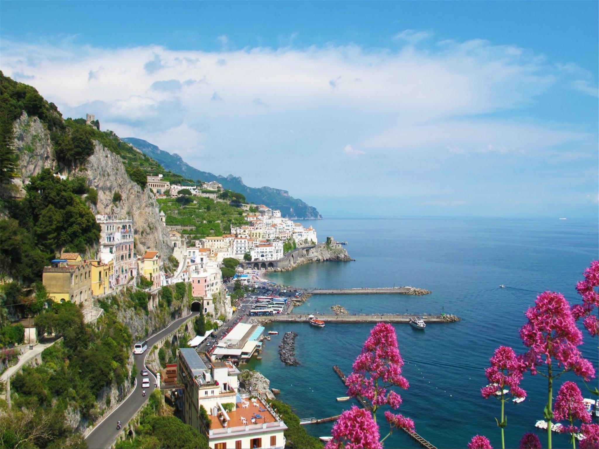 世界文化遗产-五渔村 品味意大利文化的精髓 被评为人生50个一定要去