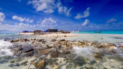 摄影之旅·三亚 西沙群岛 海南5日4晚跟团游·蜜月之旅·西沙探秘一半