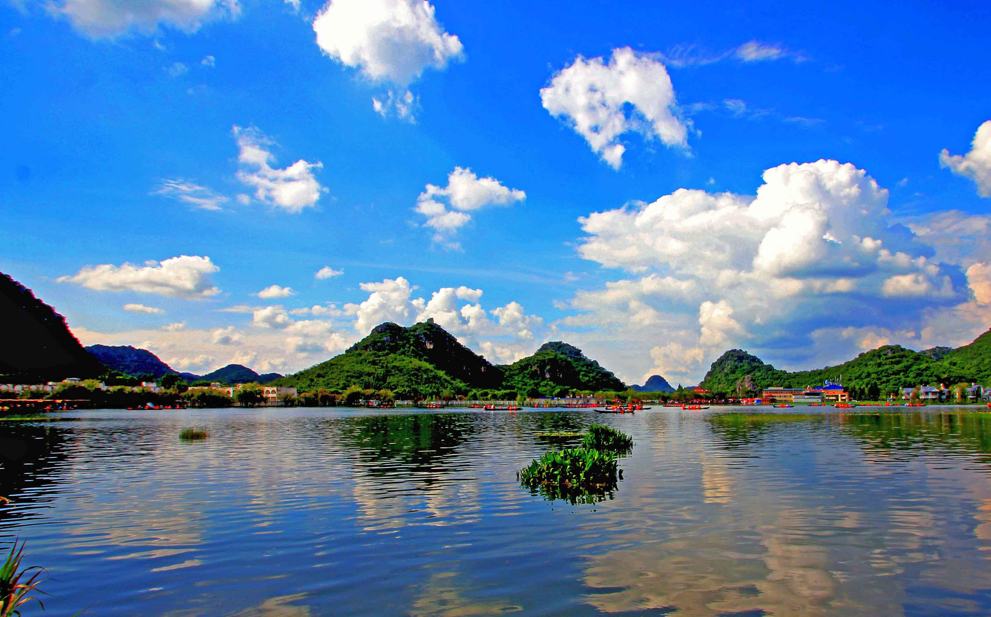 玉溪抚仙湖旅游景点简介,图片,旅游信息推荐-2345旅游