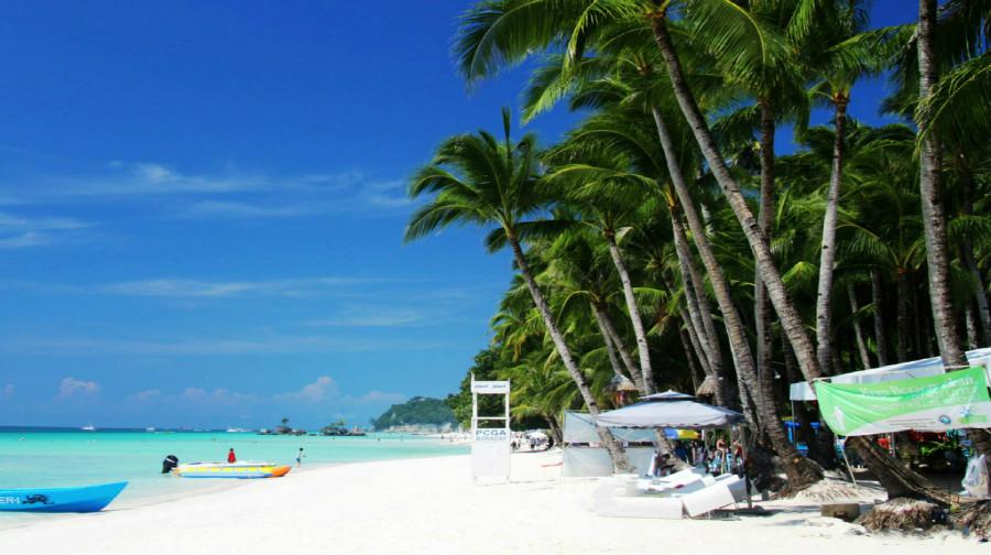 菲律宾长滩岛5日4晚半自助游(4钻)·国庆预售 特别赠送出海游