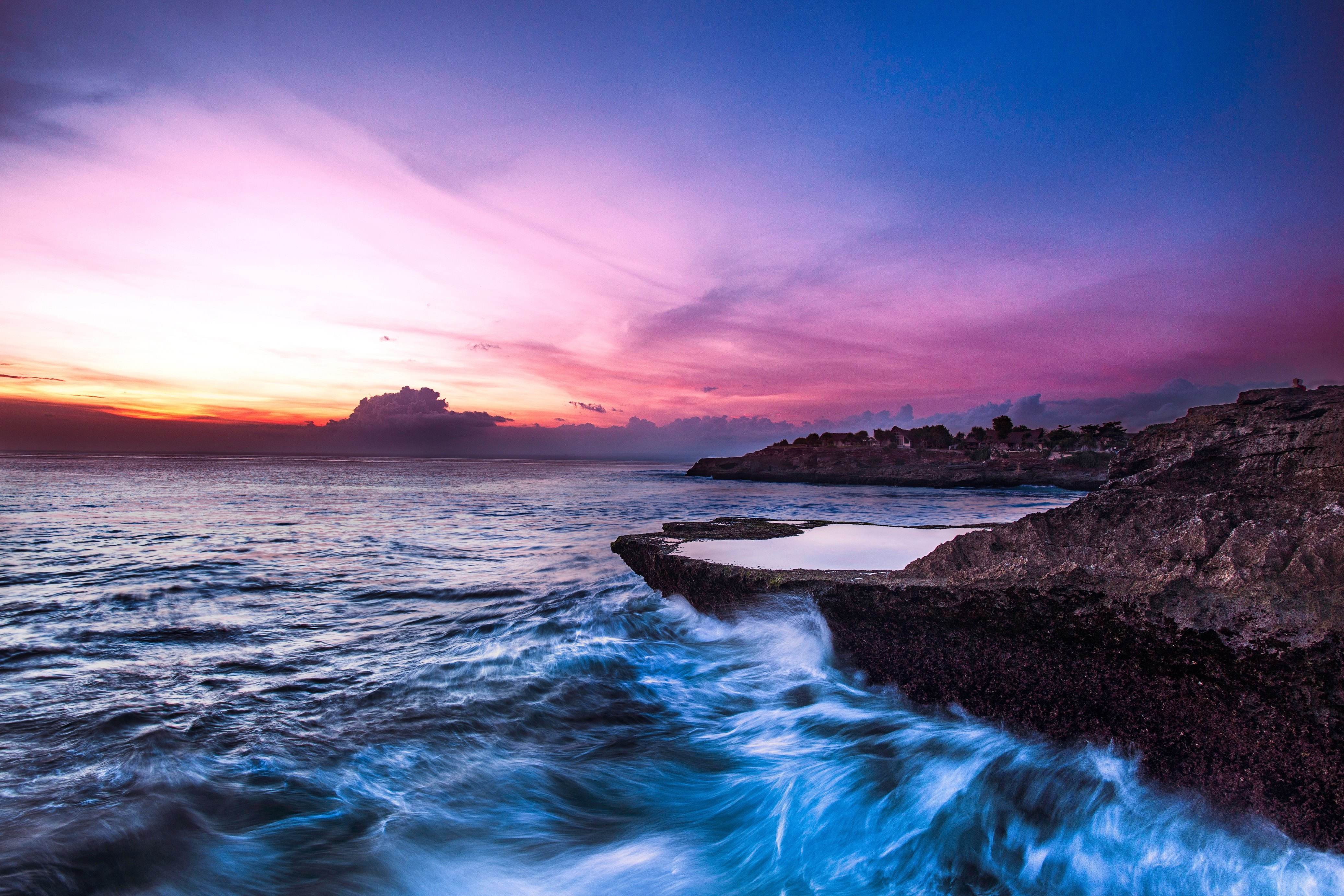 印度尼西亚巴厘岛7日5晚跟团游·东航直飞 1晚蓝梦岛酒店 2晚海边奢