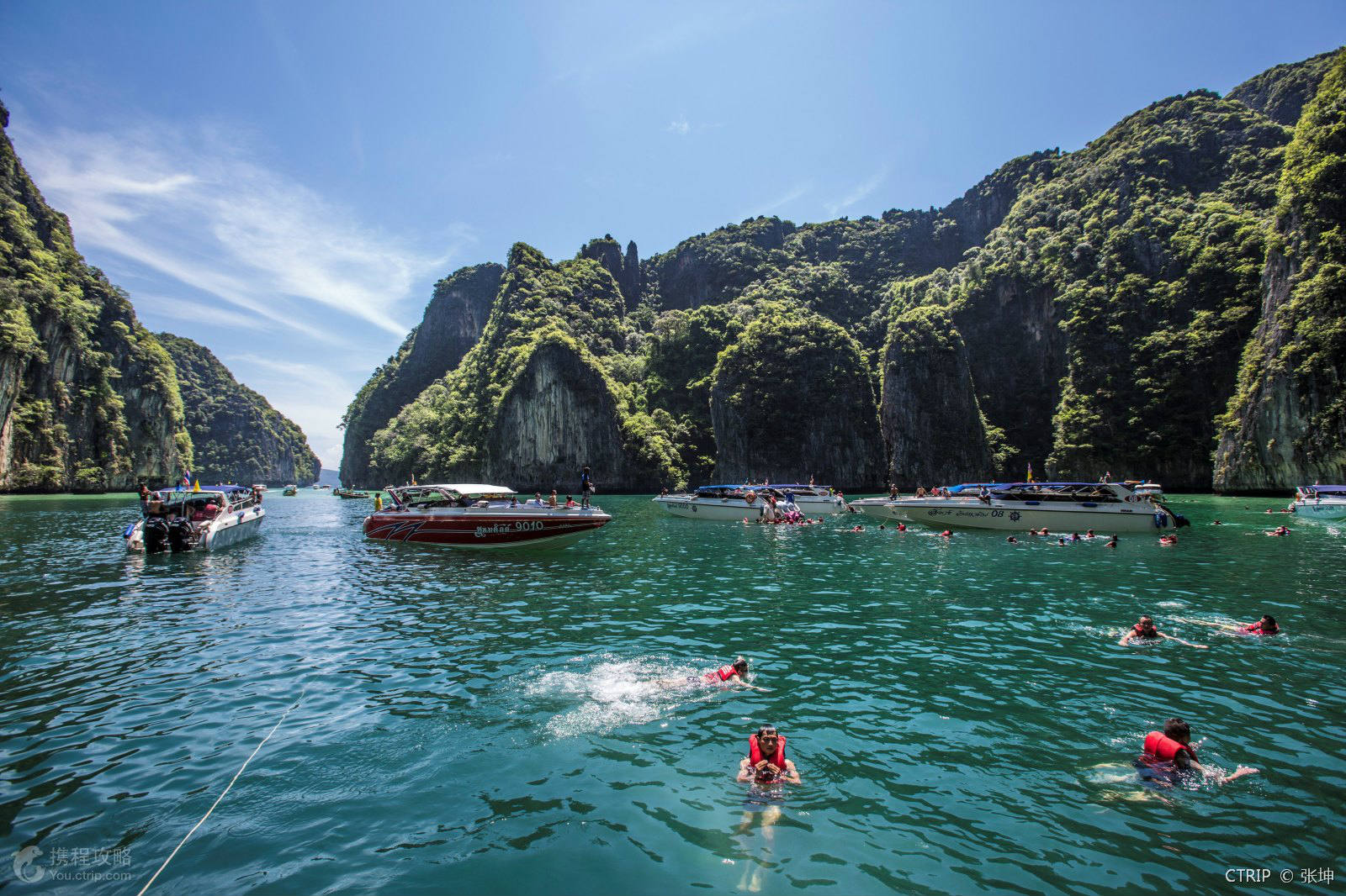 泰国普吉岛+皮皮岛6日4晚跟团游·无自费+大堡礁浮潜