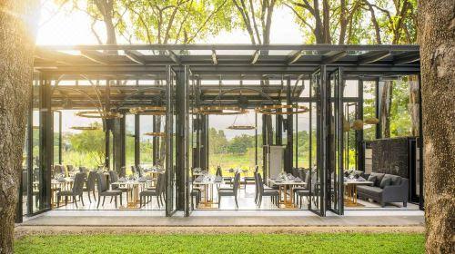 【特色体验】打卡清迈网红黑森林餐厅 丛林飞跃 绿洲spa 四季酒店