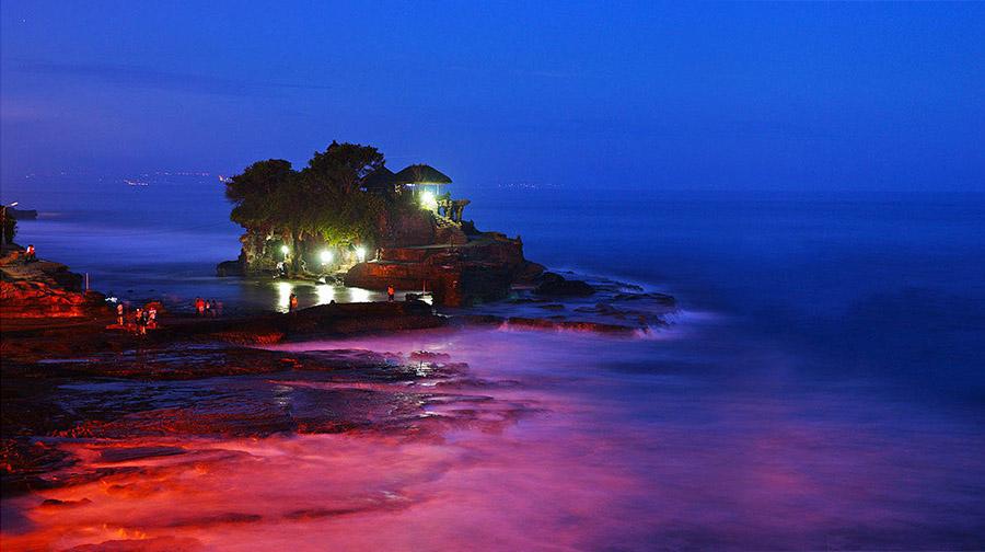 印度尼西亚巴厘岛6日4晚跟团游·泳池别墅 国际五星~蓝梦岛 金银岛
