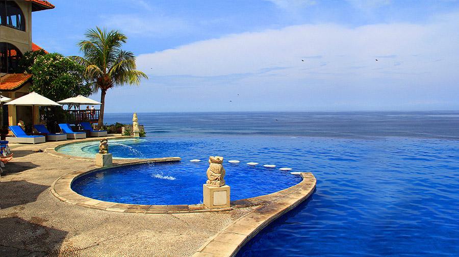 印度尼西亚巴厘岛6日4晚跟团游·2晚海景城堡别墅 宝格丽下午茶 海盗