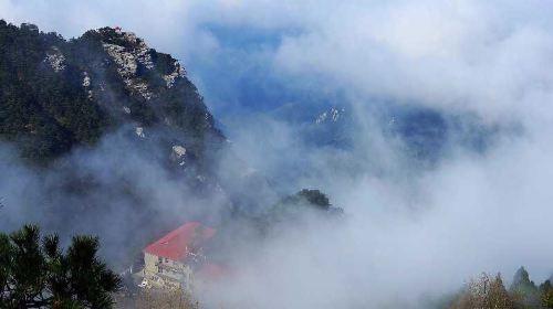 江西庐山风景区的图片