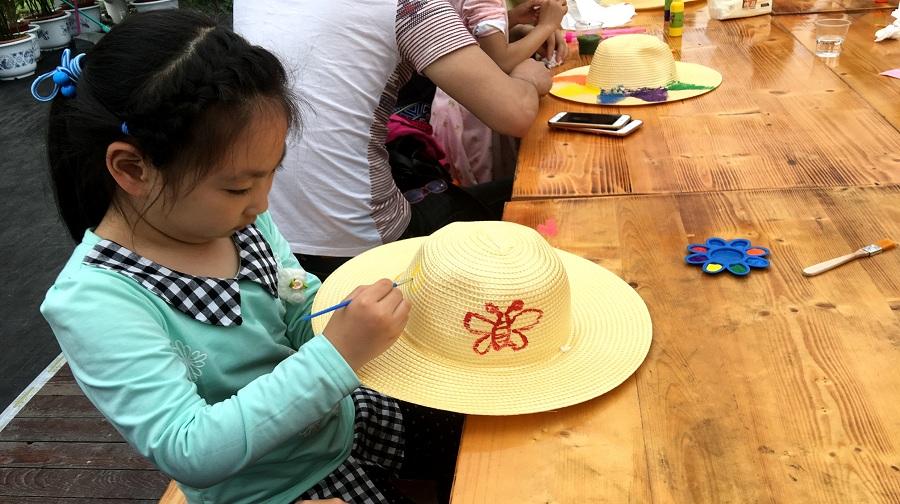 农庄烘焙披萨 田园采摘 diy草帽 儿童乐园 小动物喂养