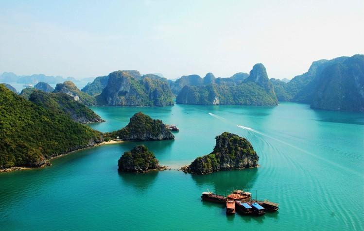 越南下龙湾 河内 天堂岛 北海7日6晚跟团游·海口出发