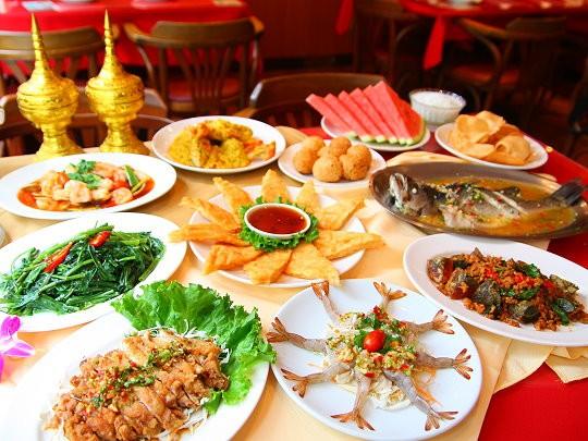 美食飨宴】:tori日式料理,香辣小龙虾宴,insea buffet,晨泰餐厅,泰式图片