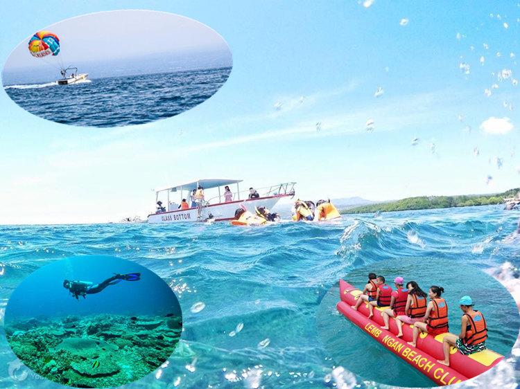 印度尼西亚巴厘岛 金巴兰 乌布7日5晚跟团游·全程国际5星,浮潜海盗船