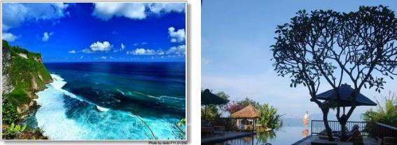 摄影之旅·巴厘岛5日4晚半自助游·小包团-乌鲁瓦图情人崖-金巴兰落日