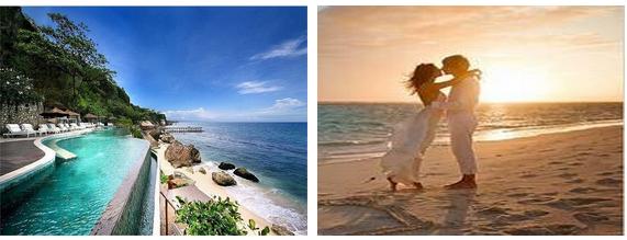 印度尼西亚巴厘岛7日5晚跟团游·mu纯玩直飞 海边五星