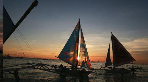 菲律宾长滩岛6日5晚自由行·5j直飞+杜鹃花酒店或