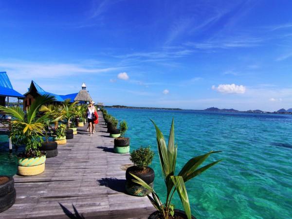 马来西亚沙巴6日半自助·直飞抢购 含岛出海 2 马穆迪