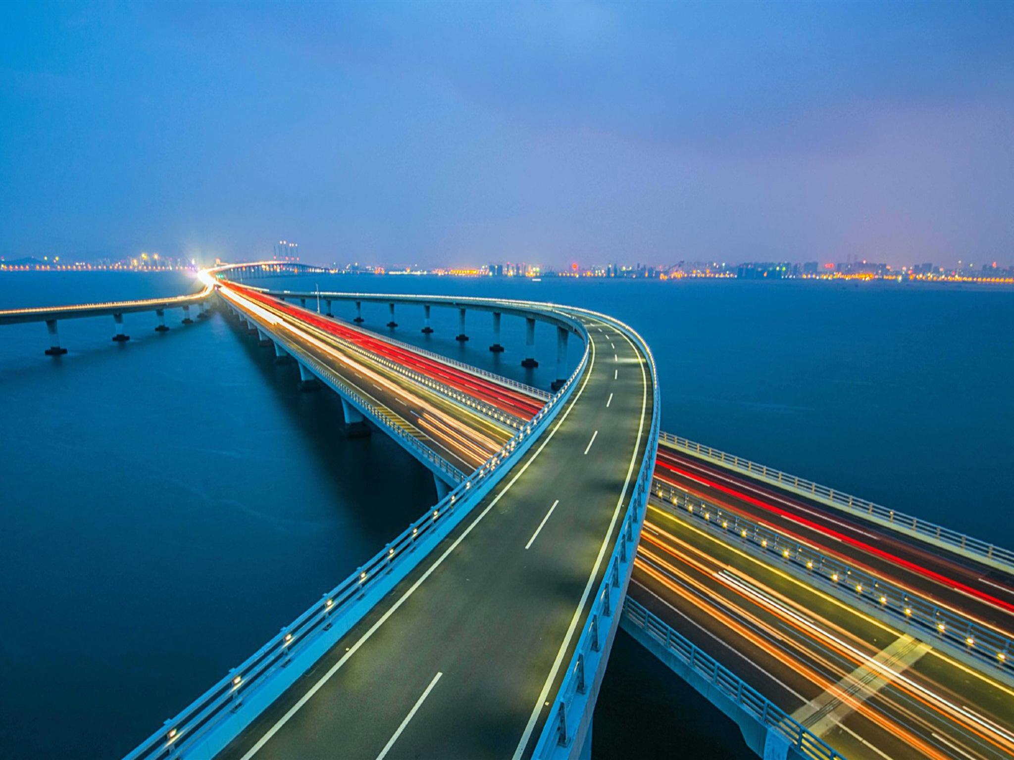 青岛4日3晚跟团游(3钻)·崂山 青山渔村 迎宾馆 跨海大桥 美食大餐
