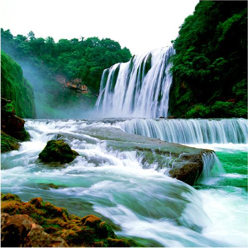 雄伟壮观亚洲第一大瀑布——【黄果树瀑布景区】