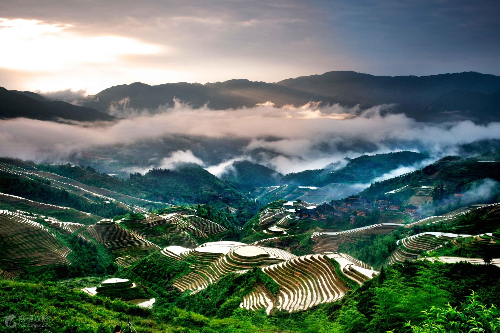 高岭瑶里风景名胜区