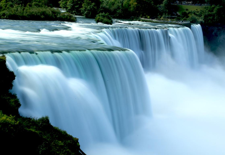 壁纸 风景 旅游 瀑布 山水 桌面 1119_768