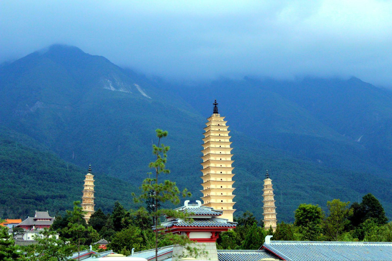 游·云南大理丽江古城+洱海+玉龙雪山+崇圣寺三塔