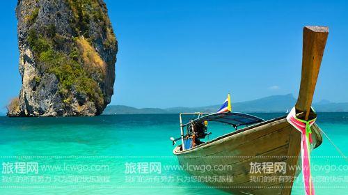 泰国普吉岛7日6晚跟团游·帆船游艇出海 月亮岛 浮潜
