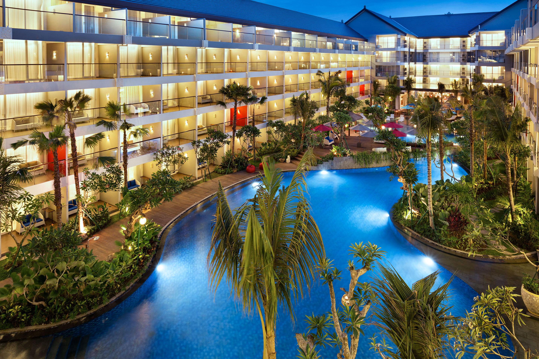 巴厘岛6日4晚自由行·4晚酒店连住 赠接送 电话卡 换购礼