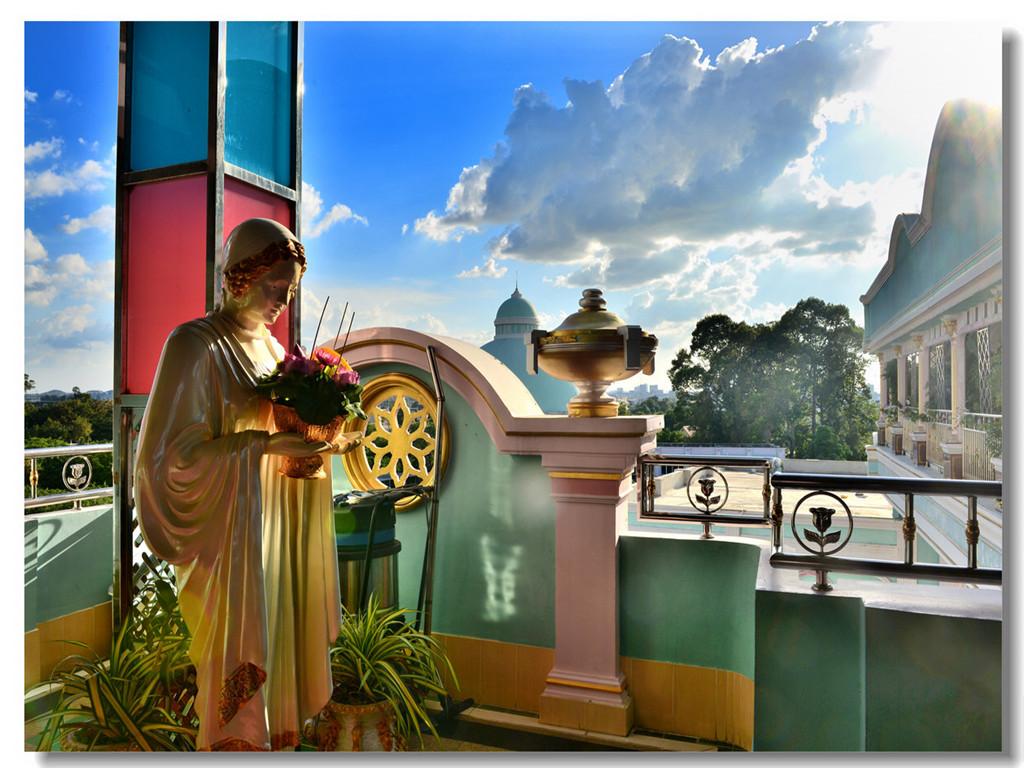 【好玩美食】nathong水上餐厅;king power国际自助餐;泰式风味餐;海鲜图片