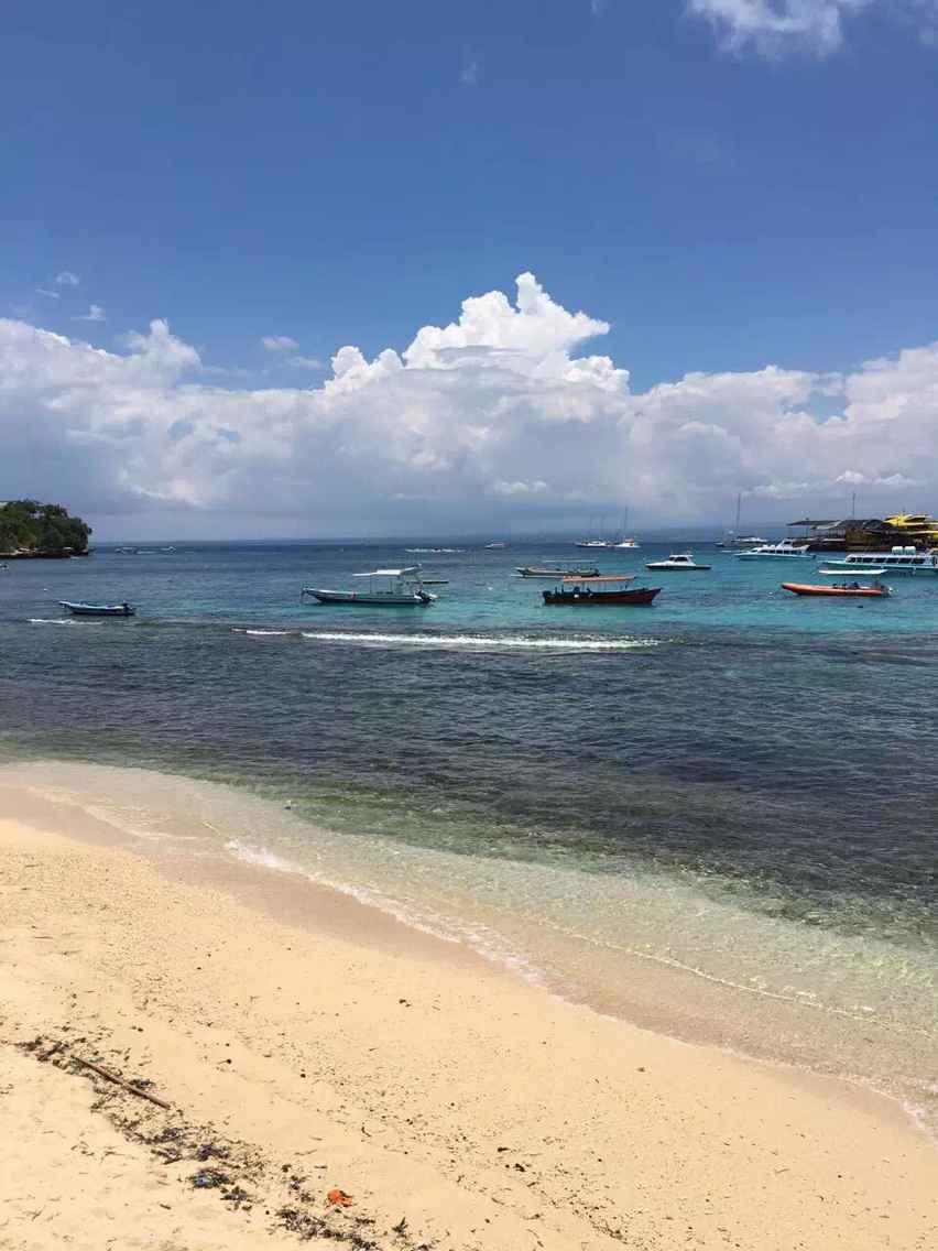 印度尼西亚巴厘岛 蓝梦岛6日4晚半自助游·春节预售-特色双下午茶-无