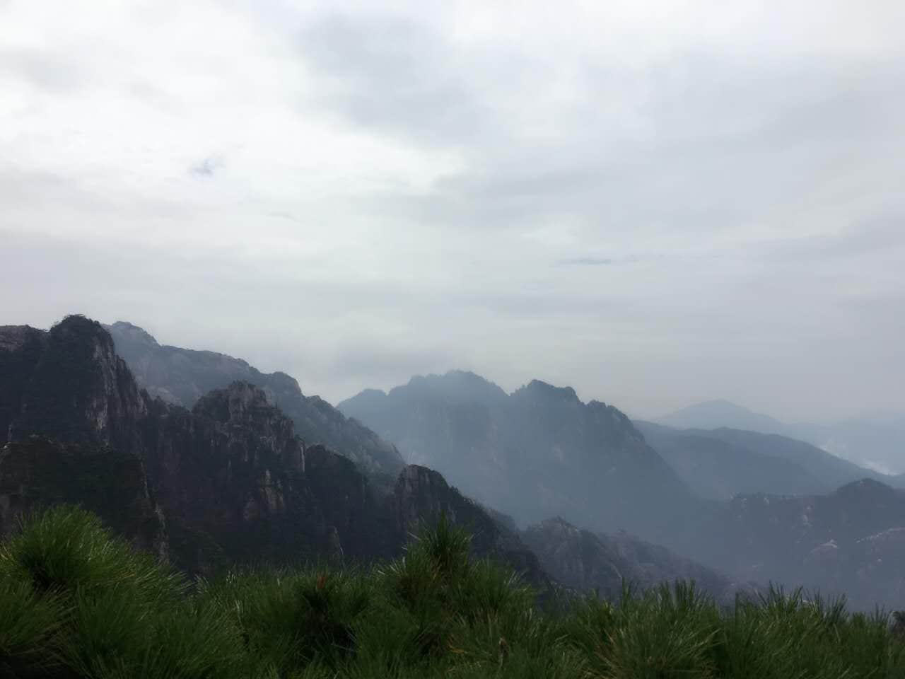 临安 大明山2日1晚跟团游·秋季二日游 人间香格里拉的白水涧 门票全