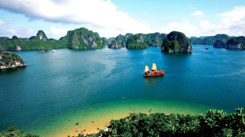 越南下龙湾5日4晚跟团游·吉婆岛五星 天堂岛 无自费高铁团 含接送