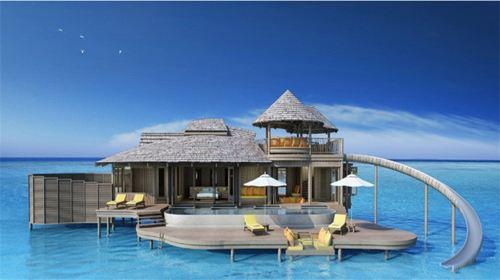 索尼娃贾尼岛:单卧室水上别墅+早餐+浮潜a43999起查看详情携程旅行