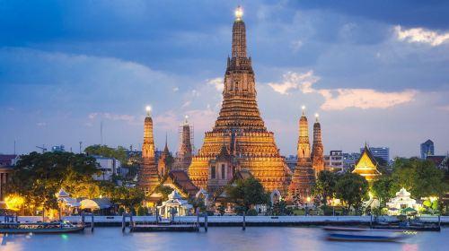 泰国芭堤雅 曼谷6日5晚跟团游·海航直飞2小时 全程当地星级酒店 全程