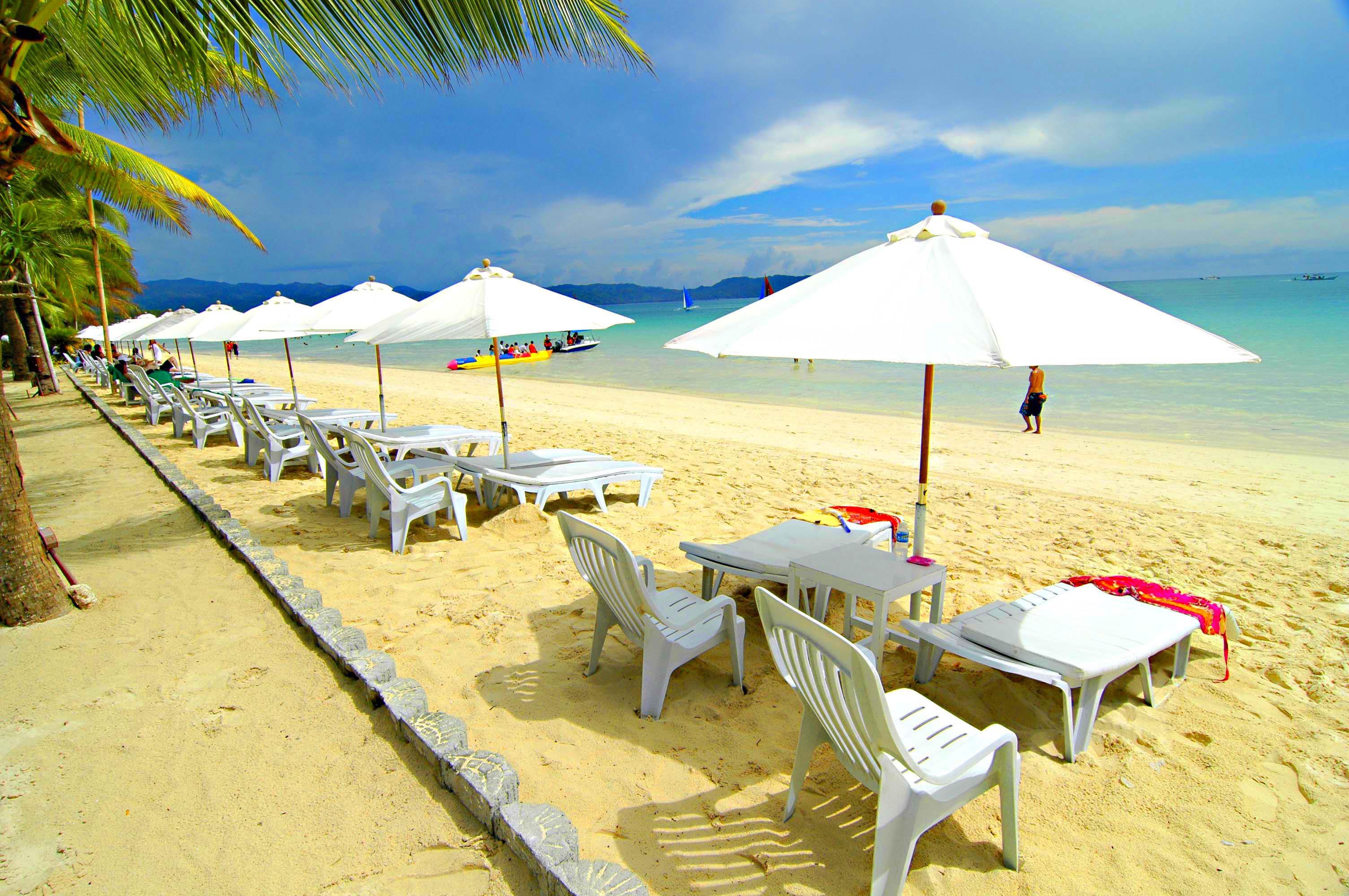 菲律宾宿务 资生堂岛6日5晚跟团游(3钻)·厦航正班,直达城市,无需转机