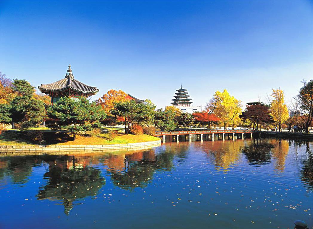 韩国5日4晚半自助游·景福宫+南山公园+首尔塔+两晚