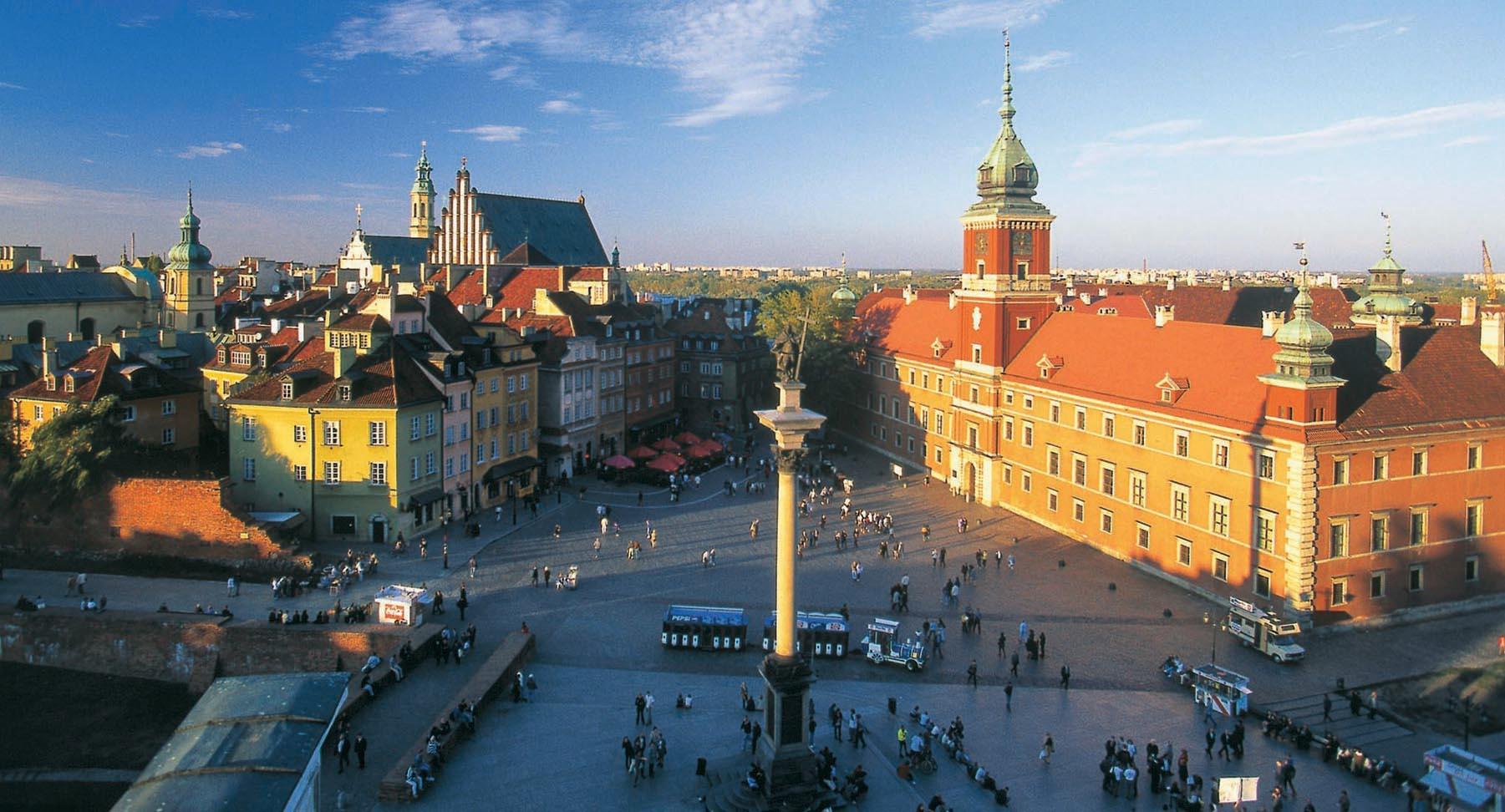 华沙人均绿地面积多少_浴血华沙