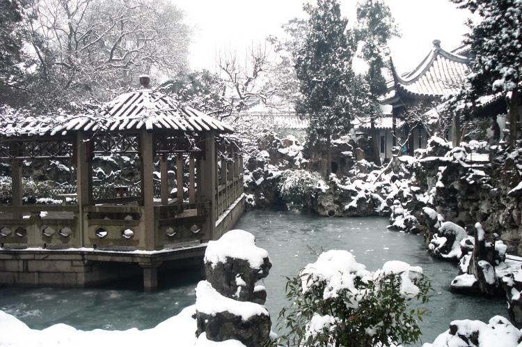 苏州+杭州+南京3日2晚跟团游·苏州园林+西湖游船+六朝古都图片