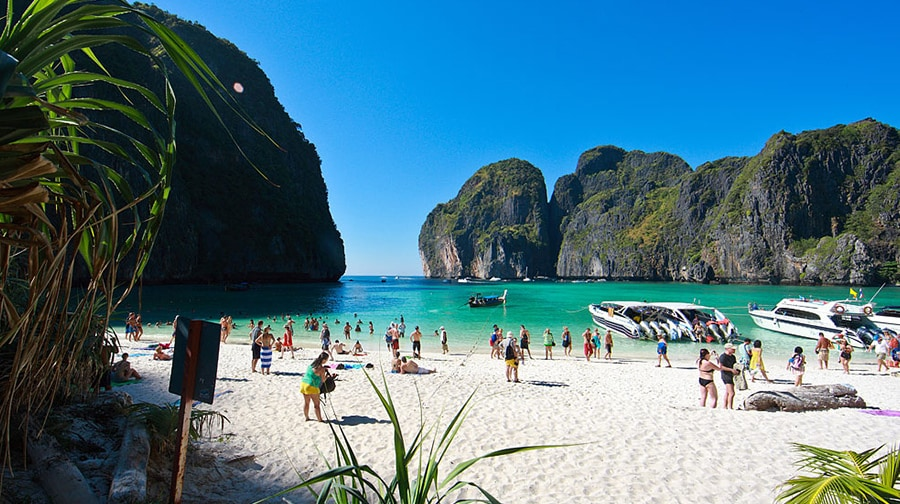 泰国普吉岛+皮皮岛+帝王岛7日5晚跟团游·2晚国际