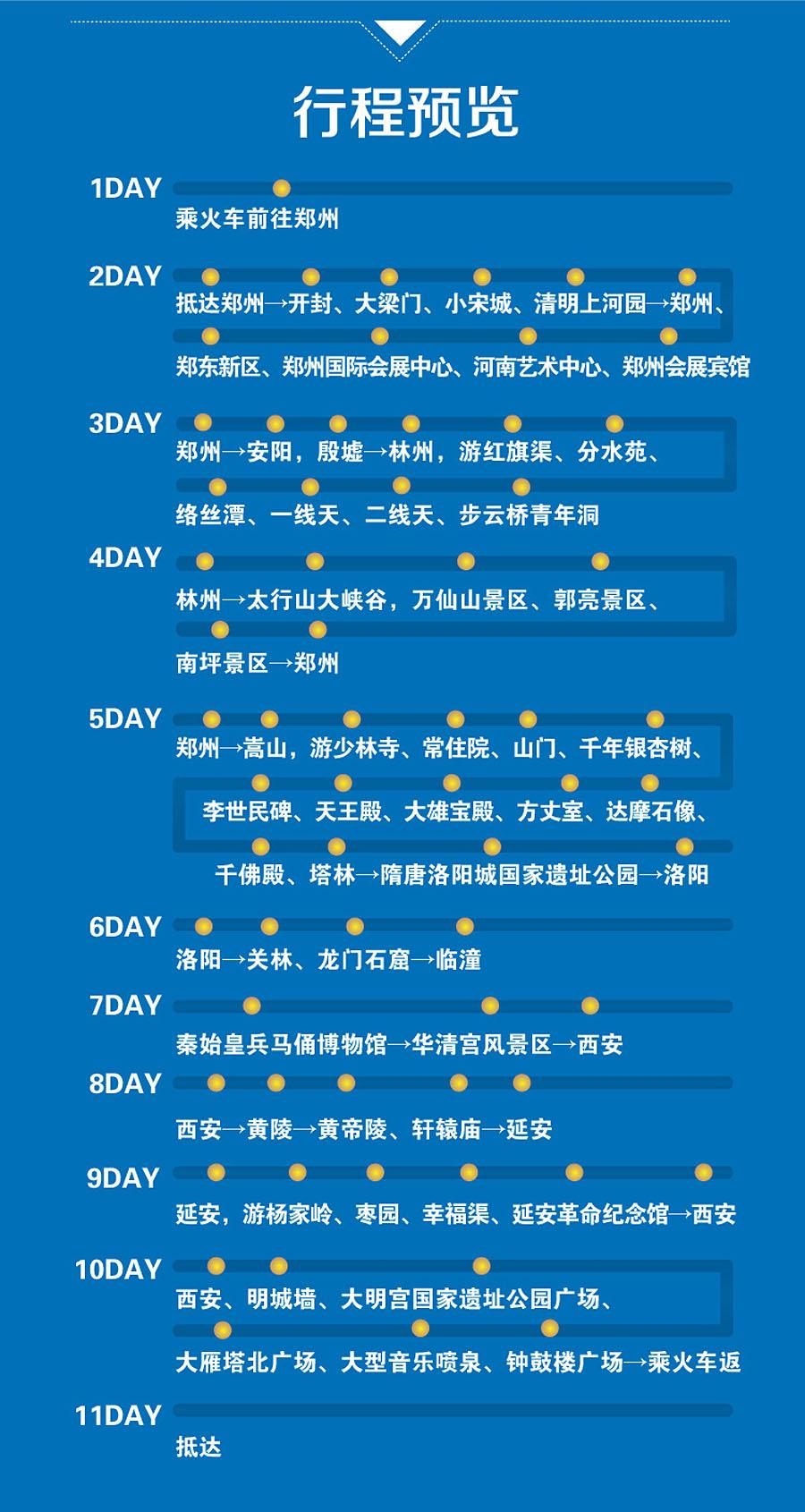 郑州+开封+安阳+西安+黄陵+延安+壶口瀑布+少林寺11