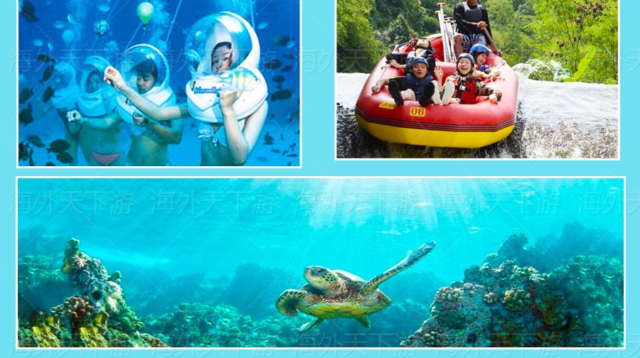 印度尼西亚巴厘岛+雅加达6日4晚半自助游·曼德拉