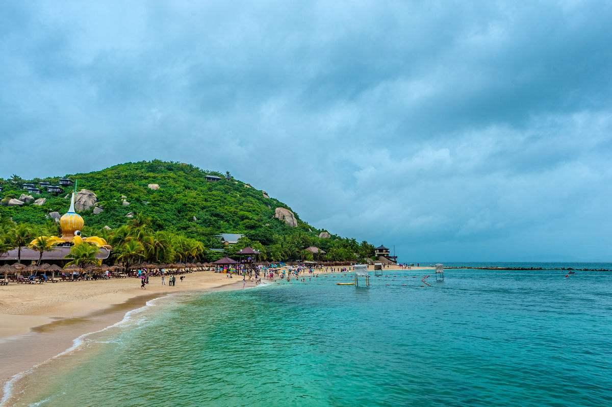 海南三亚 海口 分界洲岛 南湾猴岛6日5晚跟团游·【暖冬三亚】双飞 0