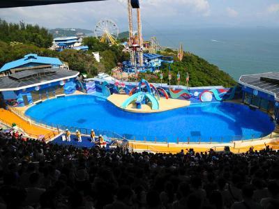 东戴河2日1晚跟团游·灵山风景区 东