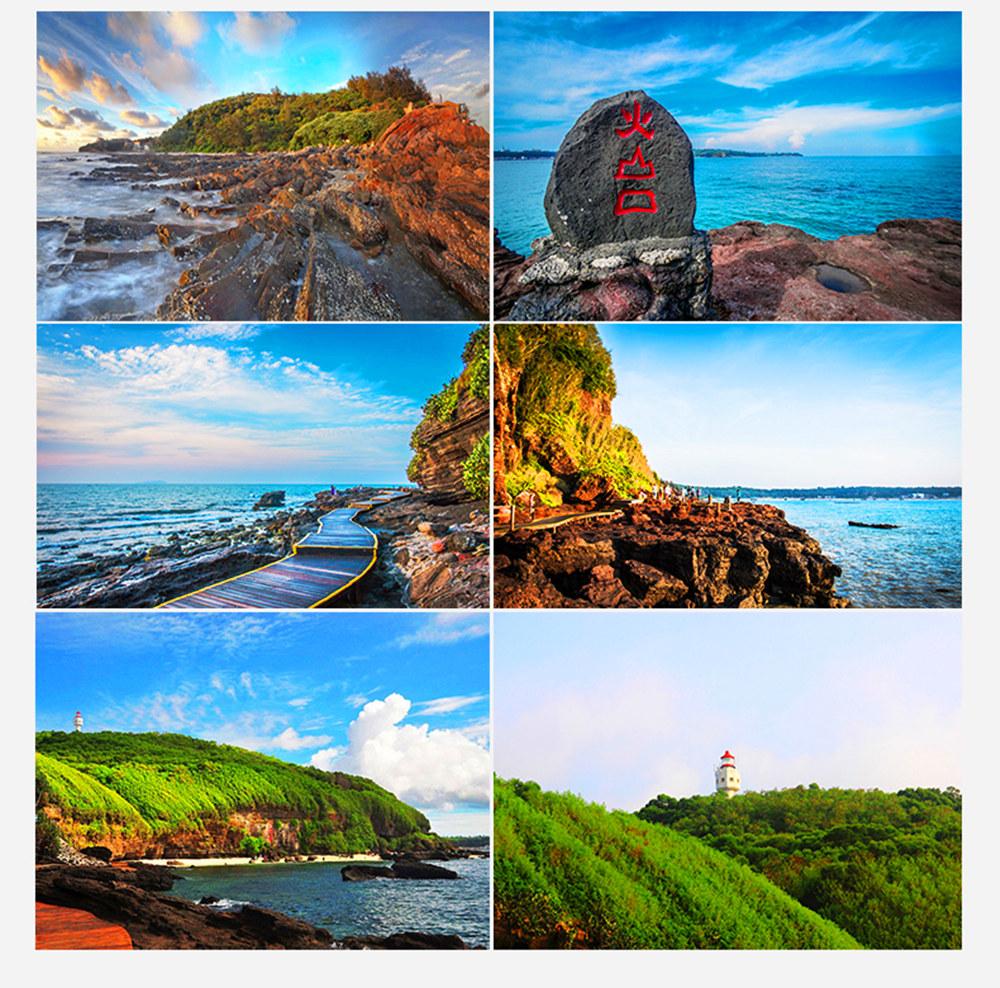 北海 涠洲岛4日跟团游·沐浴阳光,感受与世隔绝的海滨