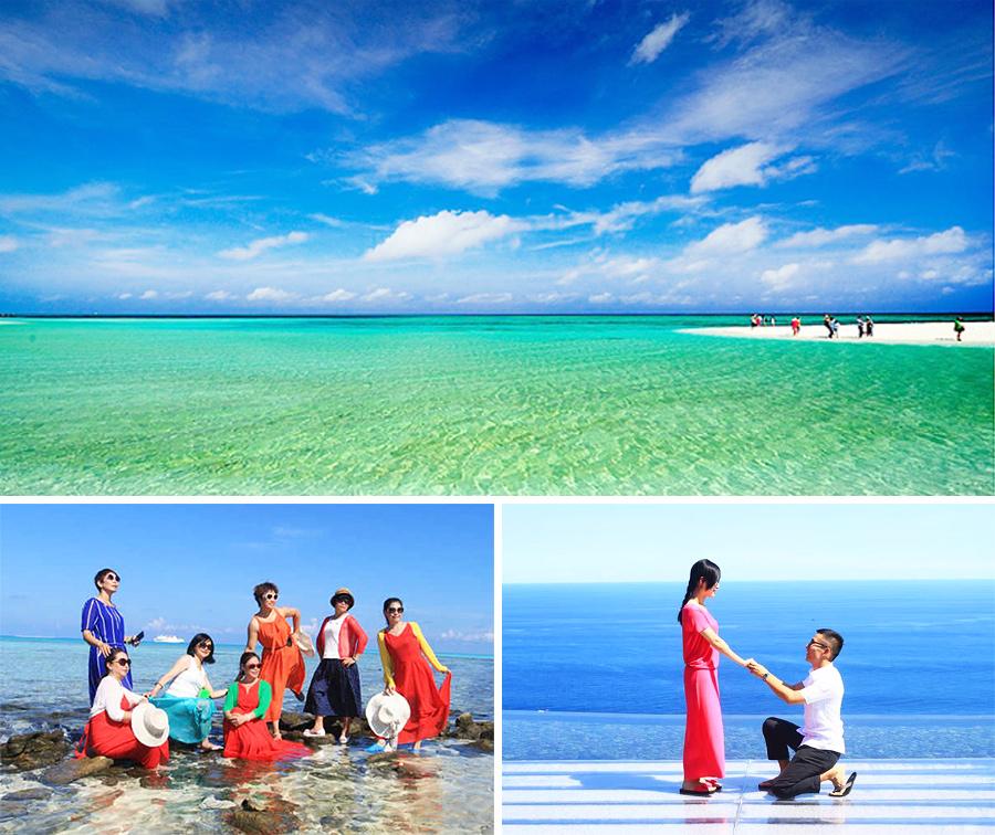 摄影之旅·海南三亚+三沙+西沙群岛4日3晚跟团游