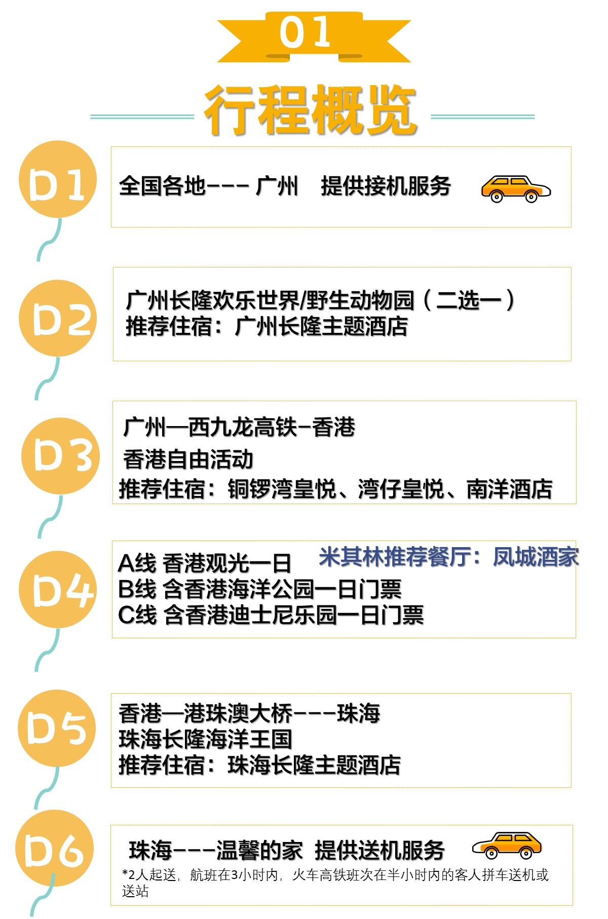珠海广州长隆+香港长隆+广东6日5晚半自助游凯之图文传奇攻略图片