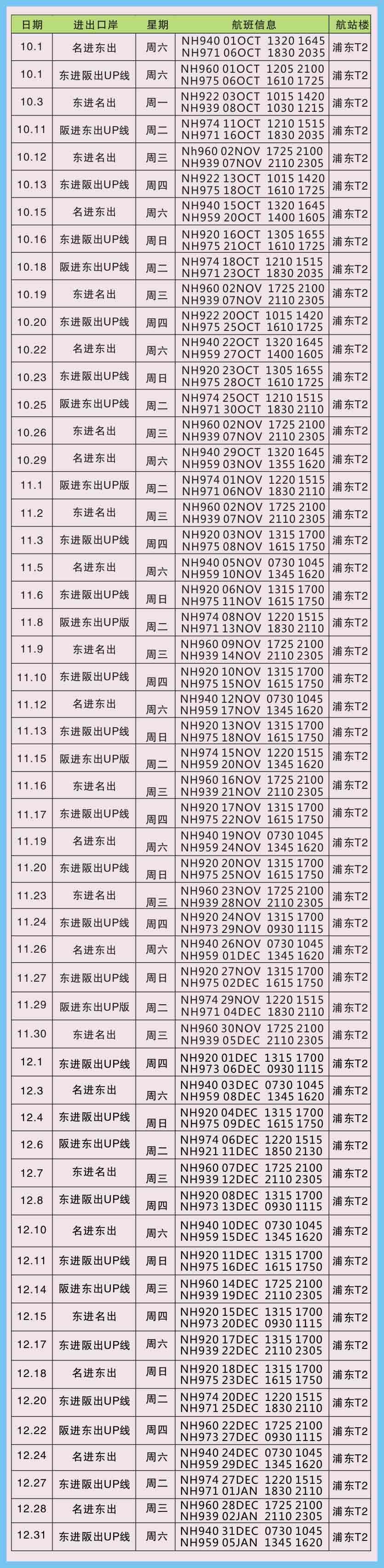 大阪到北京航班